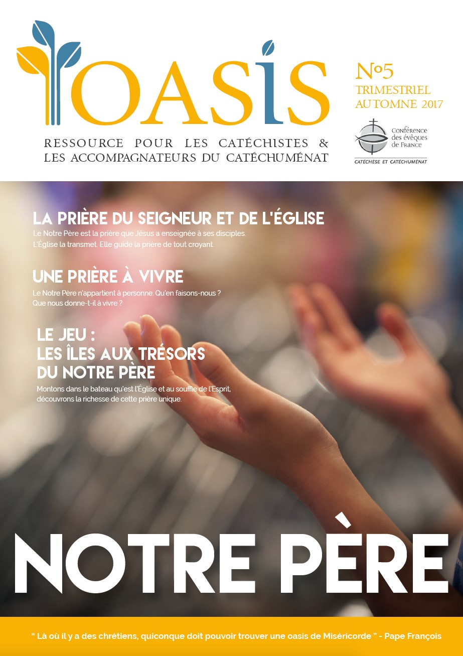 L'Oasis n5 couv