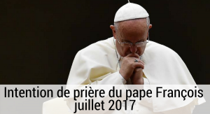 intention prière