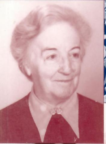 Lucienne Graulle 1913-1982
