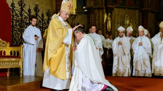 Ordination de Mgr Laurent Camiade