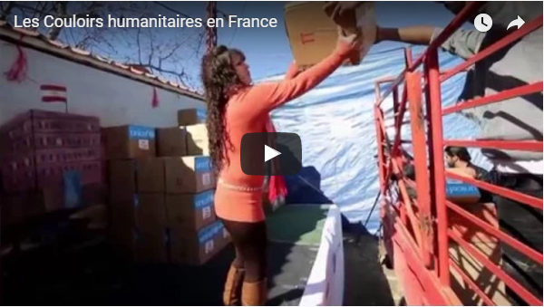 capture couloirs humanitaires