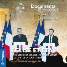 Documents épiscopat Eglise et Etat